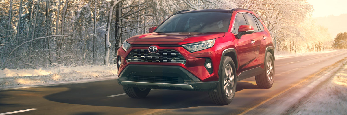 We Have Exciting News The Rav4 Is Getting A New Look For 2019